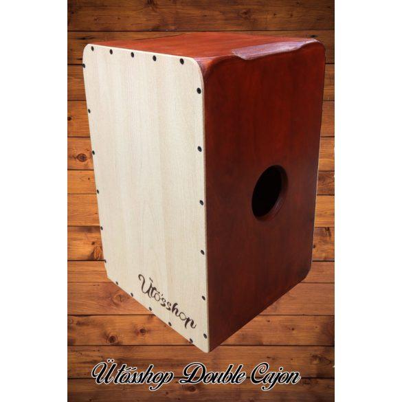 Double Cajon /A színes játék érdekében-Dupla ütőfelület/