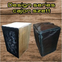Design Series Blackmix szett.