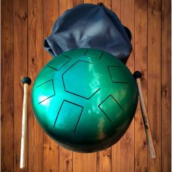 7 hangos tank drum kiegészítőkkel - Tongue Drum