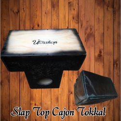 Slap Top Cajon Szett (Speciális kialakítású tokkal)