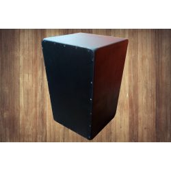 Ütősshop-True Black Cajon (Matt fekete)